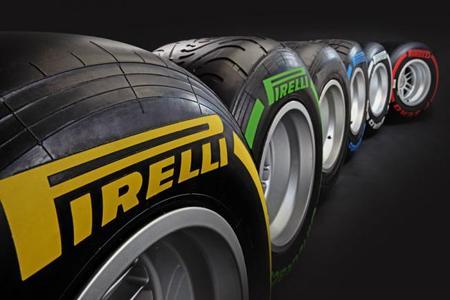 Pirelli plantea la posibilidad de utilizar hasta cinco compuestos en cada gran premio