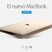 El nuevo MacBook, ya disponible para su compra en todo el mundo [Actualizado: sólo online]