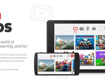 YouTube Kids llegará a España el 13 de julio