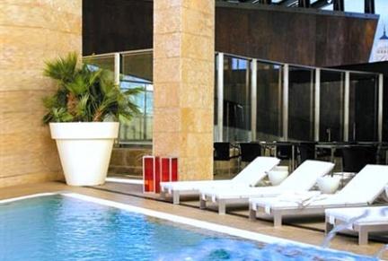 Hotel Urban: hotel de lujo a un paso de Cibeles