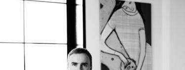Raf Simons abandona Calvin Klein después de un año y medio desde su llegada