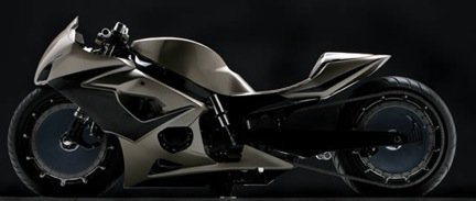 GSX-R Futurista