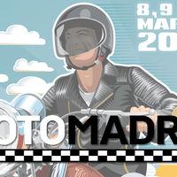 MotoMadrid 2019 ya tiene fecha: del 8 al 10 de marzo en el Pabellón de Cristal de la Casa de Campo