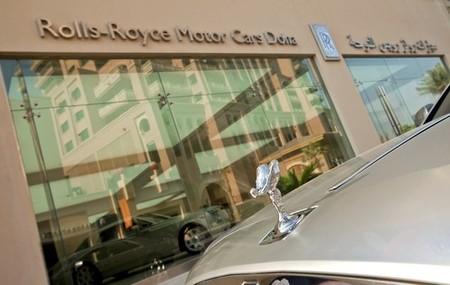Rolls-Royce abre un concesionario en Qatar