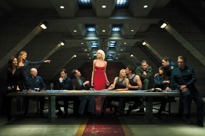 El creador de 'Mr. Robot' prepara un reboot de 'Battlestar Galactica' para el servicio de streaming de Universal