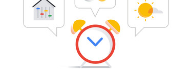 Clock for Google: how to create a smart alarm with the routines of the Wizard of Google