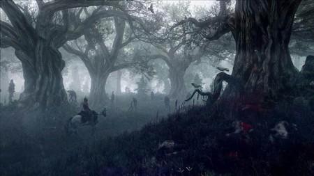 Tráiler de lo más salvaje sobre 'The Witcher 3: Wild Hunt' [VGX 2013]