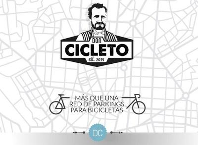 Con Don Cicleto, red de parking de bicicletas, 5 horas de carsharing gratis en Bluemove