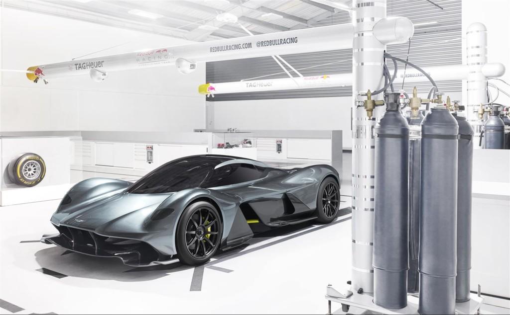 Aston Martin Am Rb 001 3