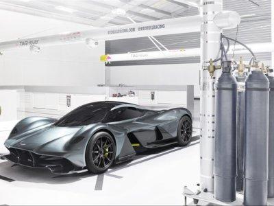 AM-RB 001: la unión perfecta entre el lujo de Aston Martin y la experiencia de Red Bull en la Fórmula 1