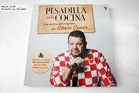 Pesadilla en la cocina. Las recetas del programa por Alberto Chicote. Libro de recetas