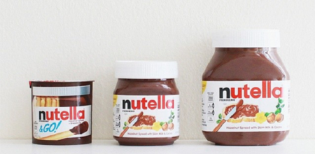 Siete datos curiosos sobre la Nutella