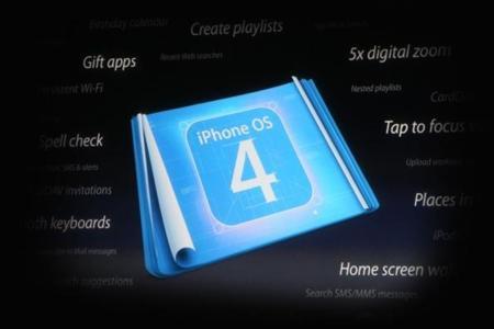 iPhone OS 4.0: multitarea (no para todos) y todas las novedades a fondo