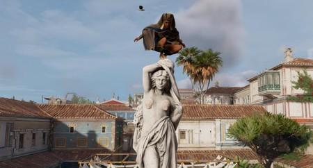 Ubisoft nos aclara los motivos por los que ha censurado la desnudez en las esculturas del Discovery Tour de Assassin's Creed Origins