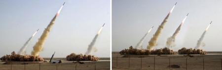 Misiles Iran
