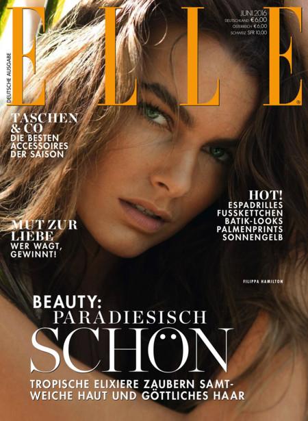 Elle Alemania: Filippa Hamilton
