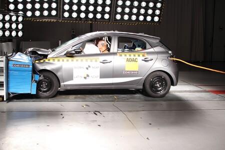 Hyundai Hb20 2020 Obtiene Una Estrella En Latin Ncap 6