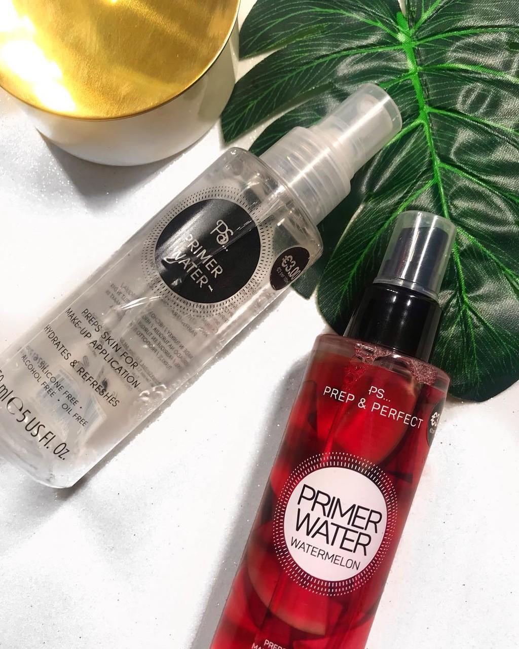 Sanidad revela la retirada de dos productos de maquillaje en spray de Primark por estar contaminados microbiológicamente