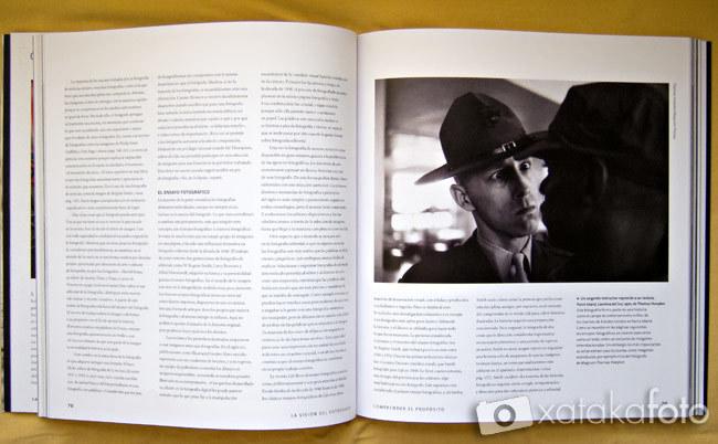La visión del fotógrafo, imagen del interior 1