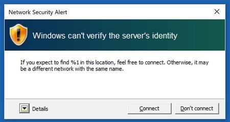 Windows Certificate