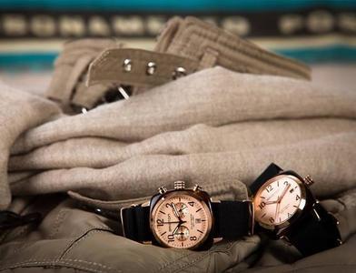 """El estilo nostálgico y ese toque """"preppy"""" de los relojes Briston"""
