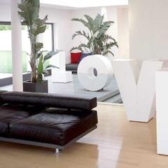 Foto 8 de 12 de la galería alphabet-furniture-decorar-con-palabras en Decoesfera