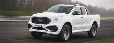 Ford Ranger MS-RT, la pick-up extrae su lado más deportivo para acaparar miradas