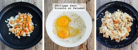 Bagel Huevo Receta