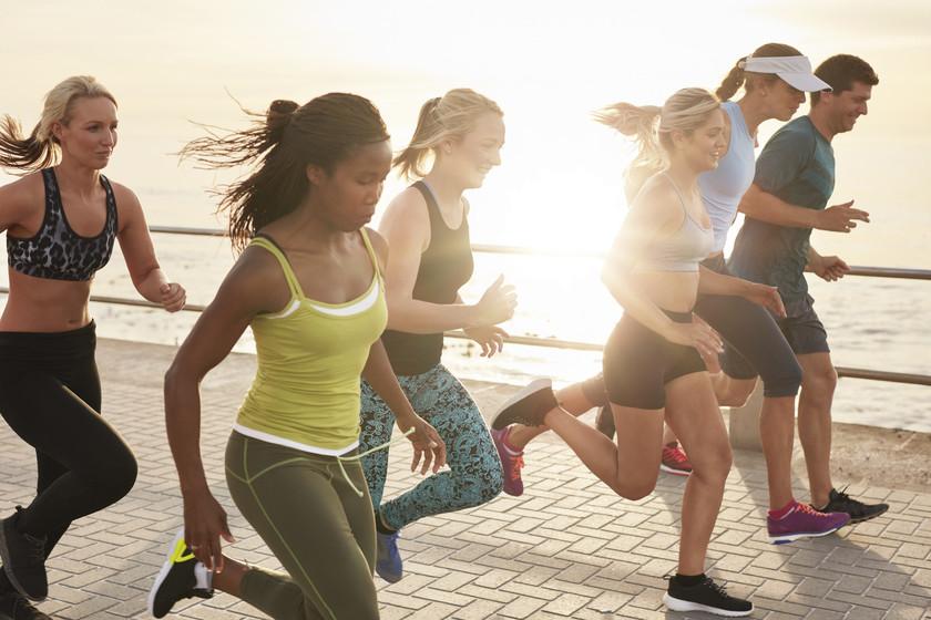 Empezar a correr a los 40 con sobrepeso