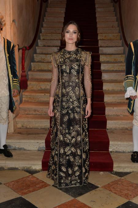 Keira Knightley Valentino 2013