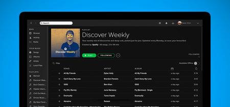 El 2016 de Spotify: tu año en música y lo más escuchado de la plataforma