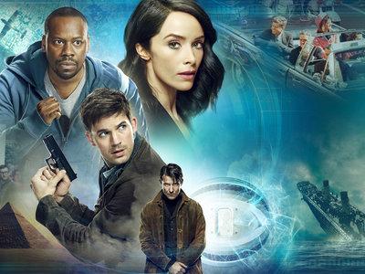 'Timeless', aventuras temporales que picotean de aquí y de allí... incluido 'El Ministerio del Tiempo'