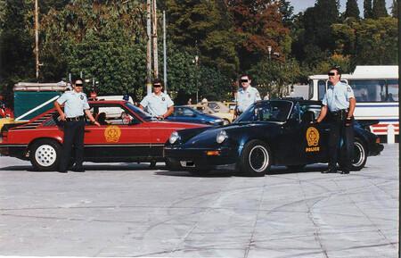 Grupo Sigma, o el día que la policía griega cambió los Opel Astra de patrulla por Porsche 911, BMW M3 y Audi RS2