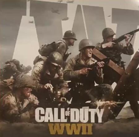 ¿Será Call of Duty WWII la nueva entrega de la saga?