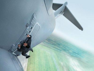 Taquilla española | Tom Cruise hace posible la misión (una vez más)