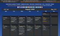 Calendario para series desde TV Calendar