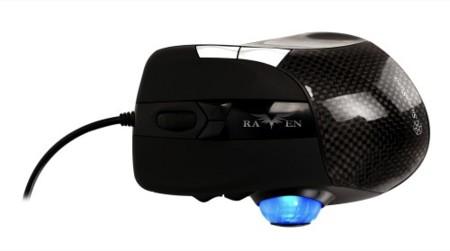SilverStone RVM01 Raven, para gamers