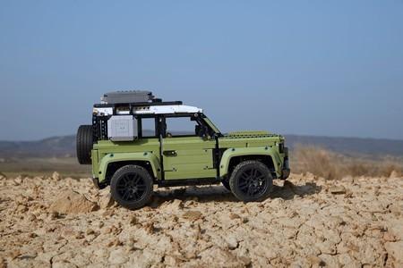 Land Rover Defender 2020 Lego 0919 006