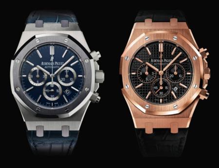 Audemars Piguet lanza una colección de relojes dedicada a Leo Messi