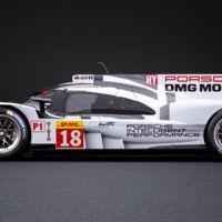 ¿Pagarías 100.000 euros por una maqueta del Porsche 919 Hybrid?