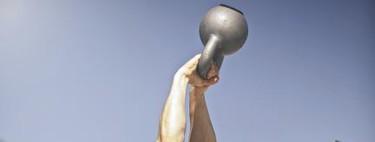 Las variantes del kettlebell swing