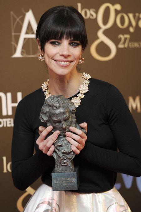 El look de maquillaje Dior con el que Maribel Verdú triunfó en la gala de los Premios Goya 2013