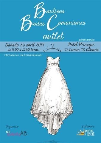I Feria Outlet de Bodas, Bautizos y Comuniones en Albacete