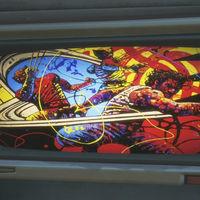 Desafío Fortnite: encuentra la imagen de la pantalla de carga en la zona del Patrullero Quinjet de los Desafíos de Wolverine. Solución