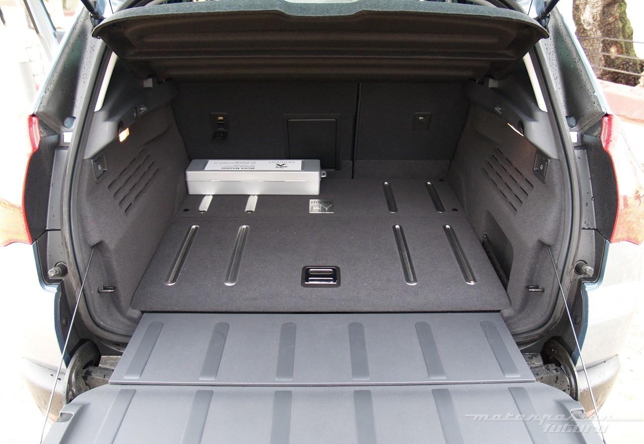 Foto de Peugeot 3008 HYbrid4 (presentación) (10/20)