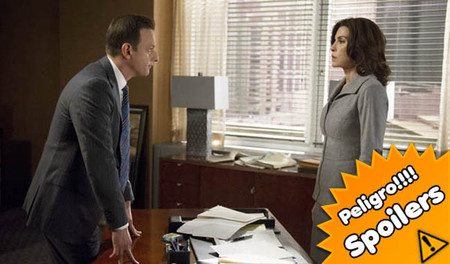 'The Good Wife', el día D y la hora H
