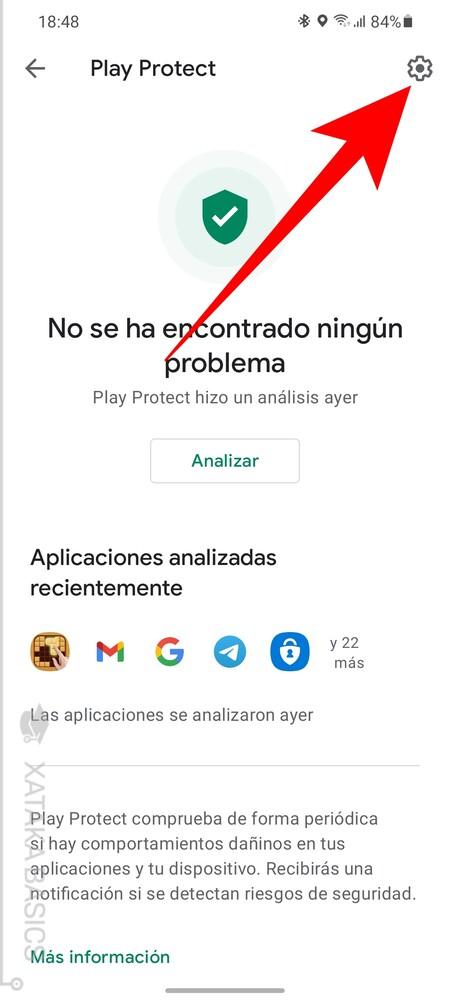 Config Google Play