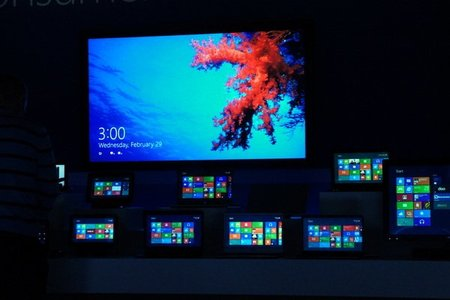 Microsoft ha lanzado ya Windows 8 Consumer Preview