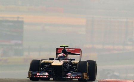 GP de India F1 2011: Jaime Alguersuari vuelve a llegar a la Q3 y saldrá desde la décima posición
