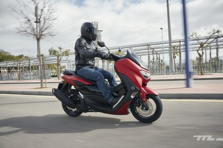 Yamaha Nmax 125 2021 Prueba 016